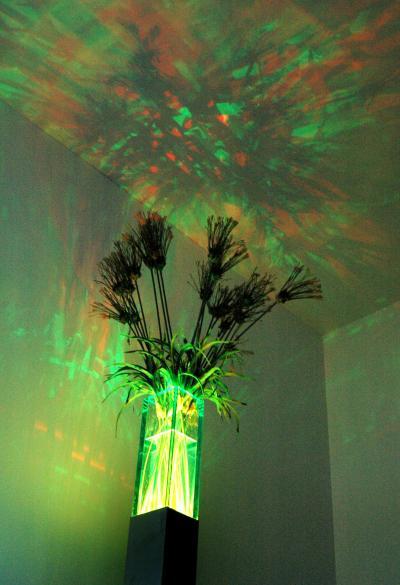 """Vase """"Lampe"""" par db Design"""