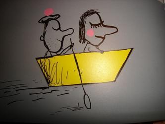 Dans un petit bateau robert desnos d couvrir for Dans un petit bateau
