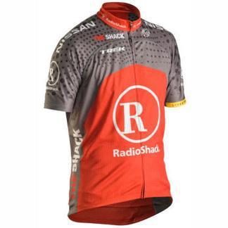 Tour de France 2010 : Nouveau maillot Radioshack 2010