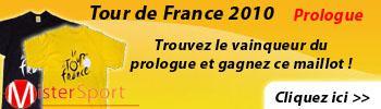 Tour de France 2010 : Le Prologue !