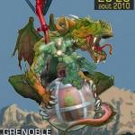 37e convention nationale de science-fiction et 1ère  convention française de fantasy