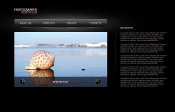 [Layout] create a nice looking Photographer portfolio layout