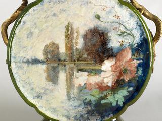Emaux Atmosphériques : le proto-design et les impressionistes