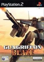 Jaquette PAL du jeu vidéo Gungriffon Blaze