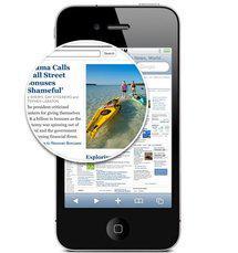 L'ecran de l'iPhone 4 est le meilleur de tous les smartphones...