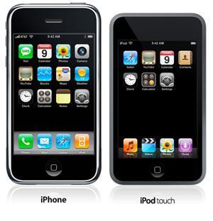 Whited00r: Un custom firmware qui ajoute les fonctionalitées de l'iOS 4 a l'iPhone 2G et l'iPod Touch