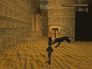 Rétro: Tomb Raider