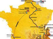 Tour France 2010 parcours