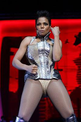 Sexy Janet à l'Essence Music Festival