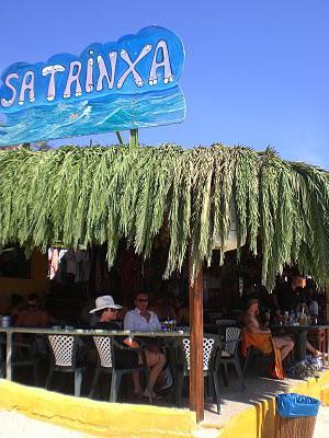 SA TRINXA - LAS SALINAS - IBIZA.