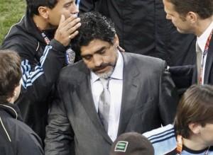 Diego n'a insulté personne
