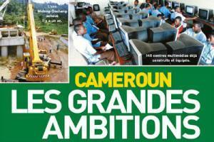 «2010, l'année du Cameroun ?» ainsi s'interrogeait Afrique Magazine dans son édition du mois de mai.