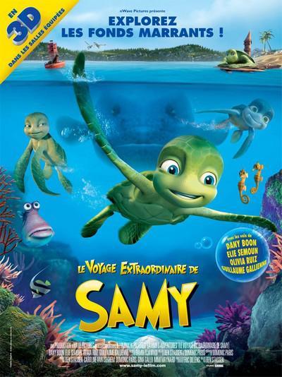 {Le Voyage Extraodinaire de Samy ::