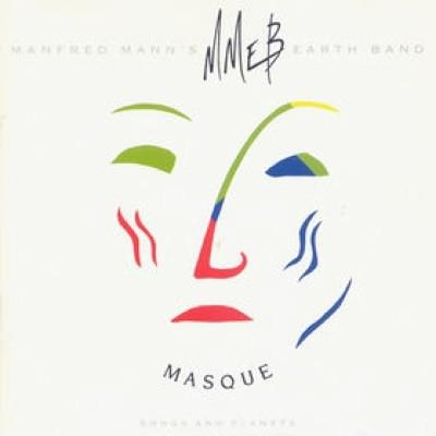 Manfred Mann's Earth Band #11-Masque-1987