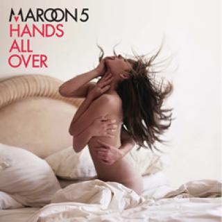 Maroon 5: La pochette de leur nouvel album