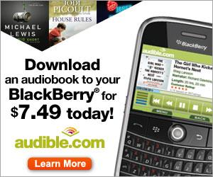 Download an Audiobook to Your BlackBerry