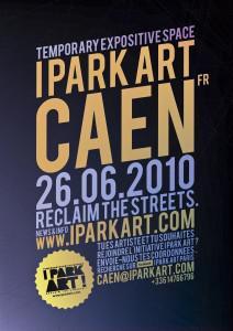 I Park Art : avec Facebook on peut faire plus que des apéro