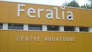 Centre aquatique feralia ou hayange et sa nouvelle piscine for Piscine de hayange feralia
