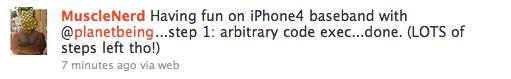 Désimlockage de l'iPhone 4: la DevTeam y travaille