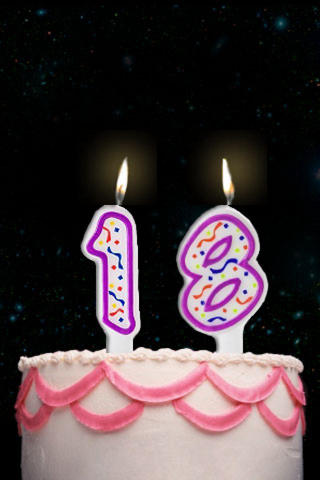 Birthday: Soufflez vos bougies d'anniversaire sur iPhone