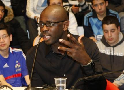 thuram les joueurs Lilian Thuram donne son avis sur lEquipe de France et Patrice Evra