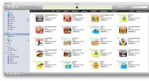 ATTENTION – Des comptes iTunes Store piratés !!