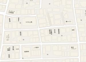 Les adresses postales japonaises
