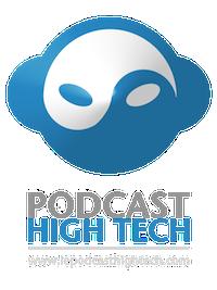 logo le podcast high tech