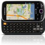 Smartphone Android Samsung Intercept SPH-M910