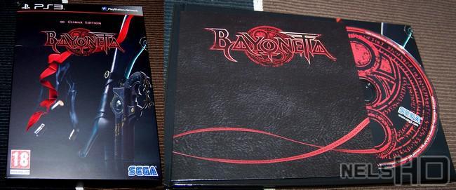{Box-Opening Bayonetta Climax Edition ::