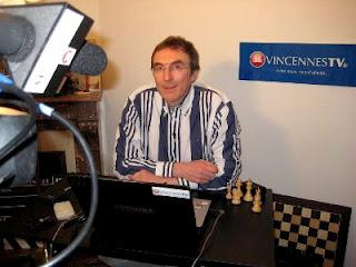 Echecs & Télévision :  Philippe Dornbusch © Chess & Strategy