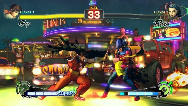 [Test] Super Street Fighter IV