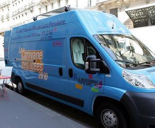 Pimentez vos vacances : La caravane de l'UMP arrive !