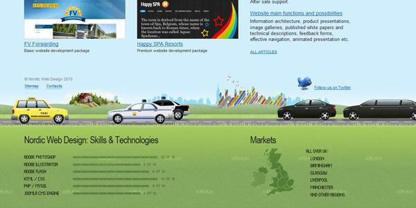 Découvrez 5 sites avec une navigation et un concept original #10