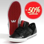 supra skylow thumb Soldes Skate Shoes: 25 modeles a  50%