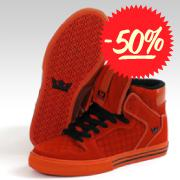 supra vaider thumb Soldes Skate Shoes: 25 modeles a  50%