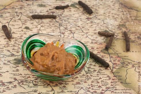 Sauce médiévale : Cameline