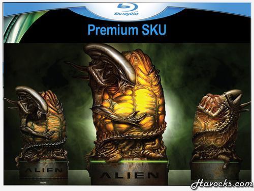Alien anthologie - Blu-Ray - 01
