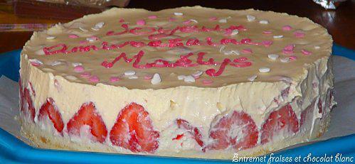 entremet fraises et chocolat blanc (2)