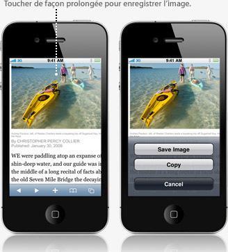 Trucs et astuces pour le nouvel iPhone 4 et iOS 4