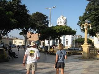 Another time, another place : Des nouvelles de Pisco et Paracas