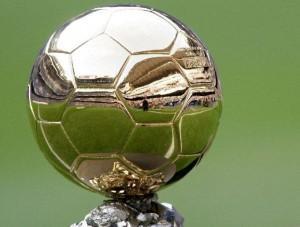 Le Ballon d'Or et le Trophée FIFA fusionnent