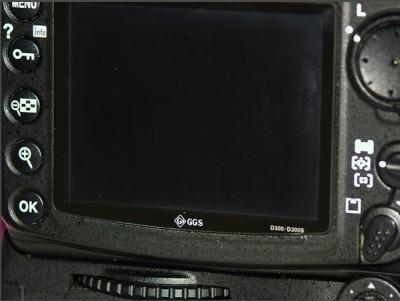 Astuce : protéger l'écran arrière de son reflex