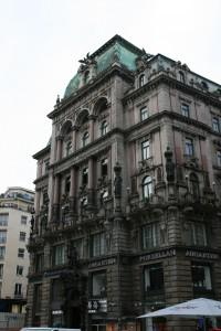 Le palais idéal du banquier requin