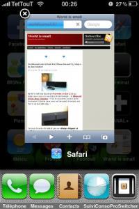 Le multi-taches sans avoir l' OS 4 c'est possible avec ProSwitcher