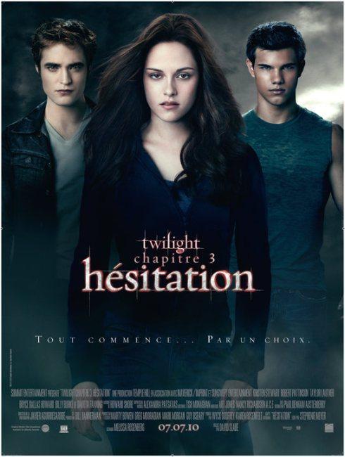 Eclipse ou Twilight Chapitre 3: Hésitation: Vos avis!
