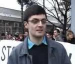 Lazar Pavlovic, président de l'Alliance Gay Straight.jpg