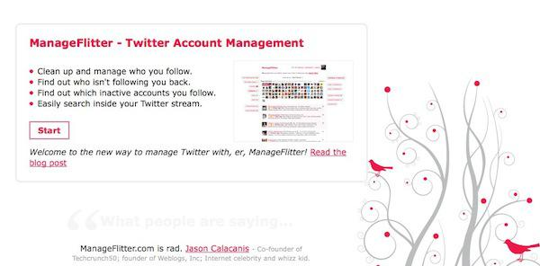 managefilter1 ManageFilter, un nouveau vieux service pour gérer votre compte Twitter