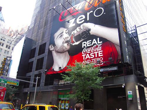 New York's Coca-Cola