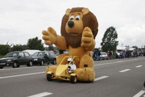 Tour de France (Luneville-Karlsruhe)